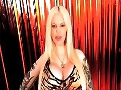 Sabrina Sabrok hot punk singer biggest breast