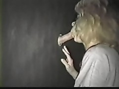 Slut Tiffany at the glory hole 01