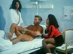 Horny group fuck in hospital