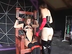 evil bitch tortures