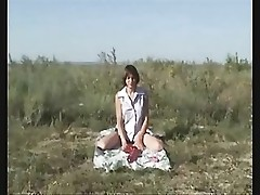 Outdoor Masturbation Lica 01