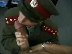 KGB Military Girl Fucks Recruit ...F70