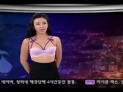 Naked News Korea - 08 07 2009