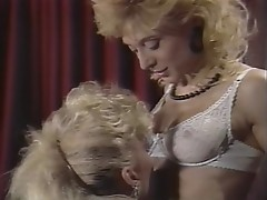 Nina Hartley And Amber Lynn Friday The 13th Lesbian Scene