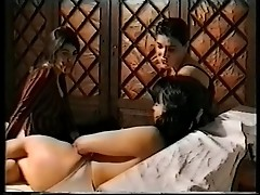 Vania,Tita and Samanta - All Portuguese Women Scene.