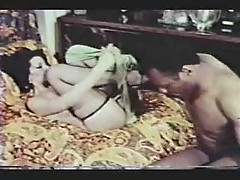 Vanessa Del Rio & Marlene Willoughby share a black cock