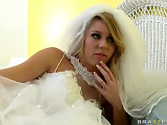 Brazzers Baby Got Boobs Brynn Tyler in Consummating The Marriage