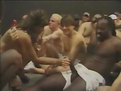 American Bukkake Teri Weigel Zarah Lee Part 1