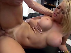 Brazzers Big Tits In Uniform Krissy Lynn in Training Day Bitch