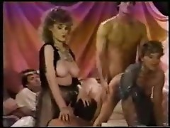 Buffy Davis in Vintage Group Sex by snahbrandy