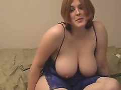 Carly squirts during camshow