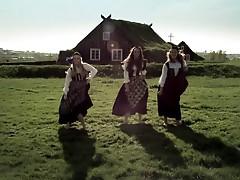 Pretty girls of Iceland