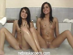 Petite Sexy Tanned Teen College Girls Part 1