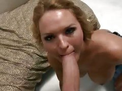 Krissy Lynn giving a hard gam to a hot dude
