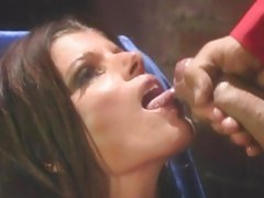Cum craving Kristal Summers gets drenched in hot cum