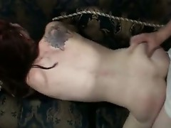 Hot and wild Ex Girlfriend gets fucked so semend that babe can't help moaning louder