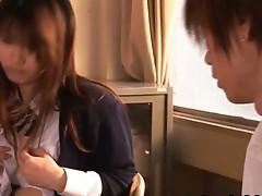 Akane Ohzora Lovely Asian girl