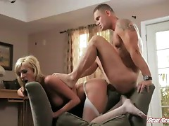 Victoria white - - hot underware lovin