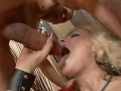 Phoenix Marie lusty Honey Enjoy the french dressing