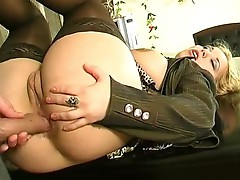 Lottie and Mark Kinky anal clip