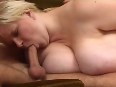 Fat Blonde is fucked