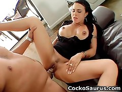 Busty Mariah Milano gets her amazing