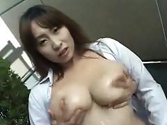 Oriental tit play