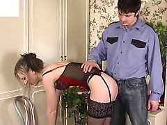Meredith and Adam mindblowing nylon movie