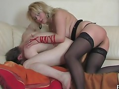 Minna and tobias Kinky ding-dong episode