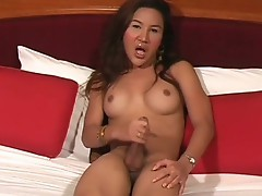 Massive hard rod on sexy teaser Angela