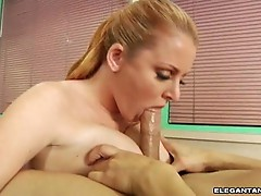 Sophie dee gets fucked by her lover