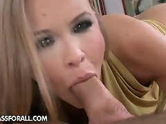 Blonde bitch colette w. loves rough sex