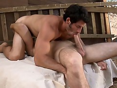 Park wiley and leo giamani sucking each other's cock