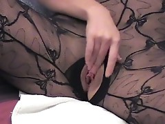 Horny lesbians sucking and loving each others pussy