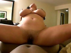 Hot cuban angelina castro fucked on her hairy pussy
