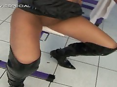 Dirty little whore loves getting her horny mouth filled with pee