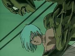 Urotsukidoji 2  legend of the demon womb