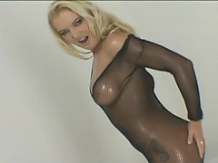 Sexy blonde bitch fucked hard