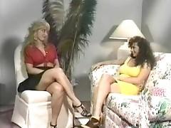 80s strapon lesbian porn scene