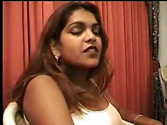 Indian babe likes a big dick
