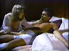 Daughter fucked by dad as mom sleeps