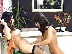 Lesbian lactation porn for pleasure
