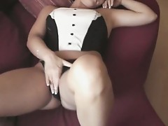 Amateur Masturbating Herself To A Great Orgasm