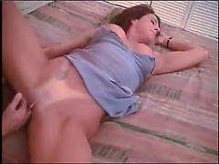 Hot mom goes home with him for sex