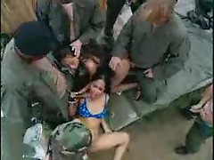 Two gangbang movies sizzle