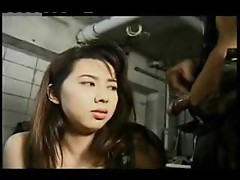 Japanese POW girl abuse and sex