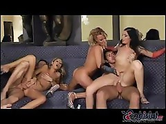 Euro Hotties Roxy Panther, Victoria Blond, And Victoria Slim
