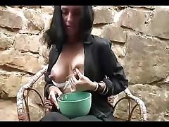 Nipples And Milk