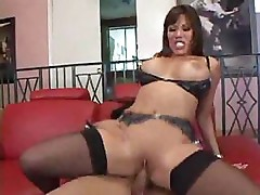 MILF Ava Devine is out to fuck and suck her man's hard cock