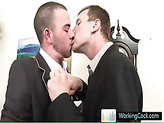 job interview resulting in hot steamy gay porn By Workingcock